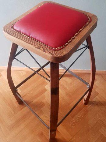 Vintage barska stolica